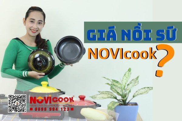 Giá nồi sứ NOVIcook